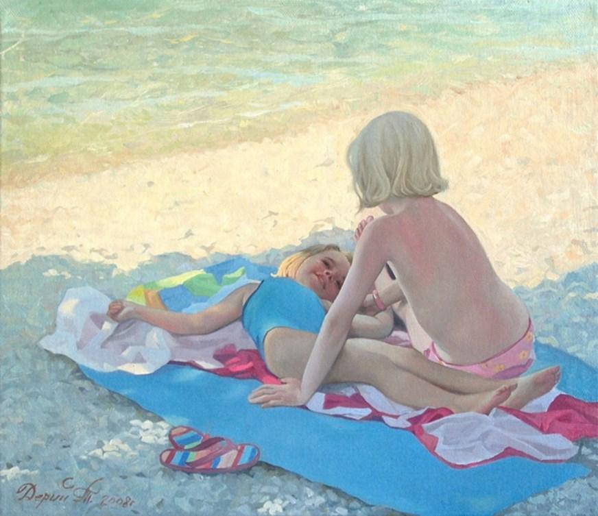 Tatiana Deriy, 197320